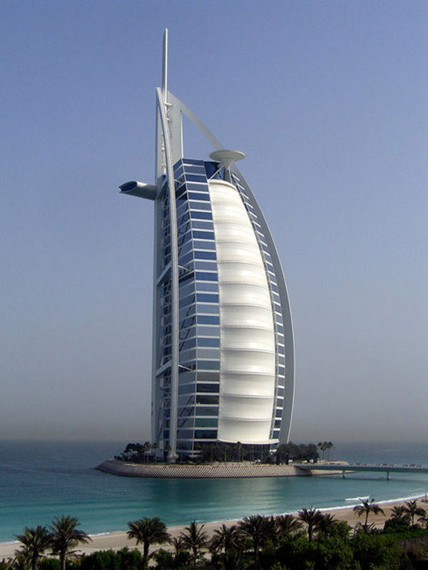 Tower02 for Unusual hotels in dubai