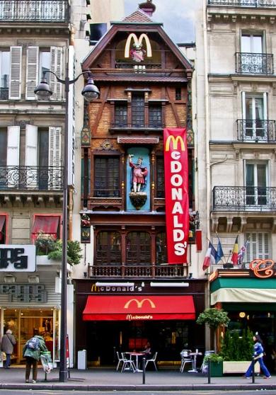 Le McDonald's